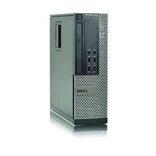 Dell OptiPlex 7010-SFF Core i7-3770S 3.1GHz CPU 8GB RAM 2TB HDD Windows 10 Computer (Refurbished)