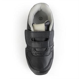Journee Kid's Boys 'Nilo' Low Colorblock No-tie Sneakers