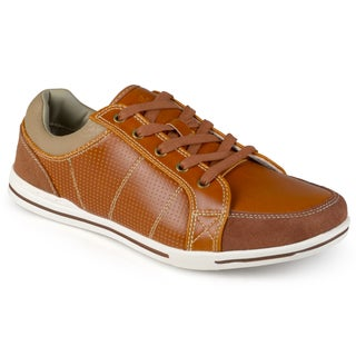 Vance Co. Men's 'Finn' Lace-up Low Sneakers