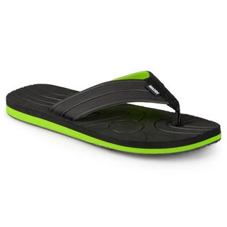 Vance Co. Men's Casual Lightweight Flip Flop Sandals