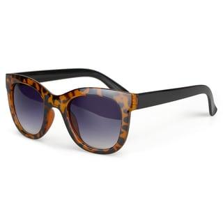 Journee Collection Women's Plastic Sunglasses