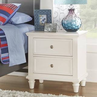 Preston 2-drawer Side Table Nightstand by iNSPIRE Q Junior (5 options available)