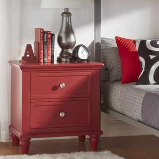 Preston 2-drawer Side Table Nightstand by iNSPIRE Q Junior (3 options available)