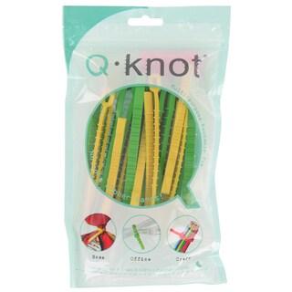 Q Knot UTW-QK25-01 Q Knot Multi Purpose Reusable Ties 25-count