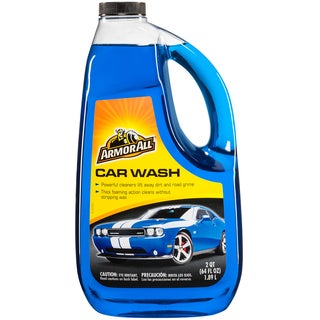 Armor All 17450 64 Oz Car Wash Liquid Concentrate
