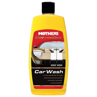 Mothers 05600 16 Oz California Gold Car Wash