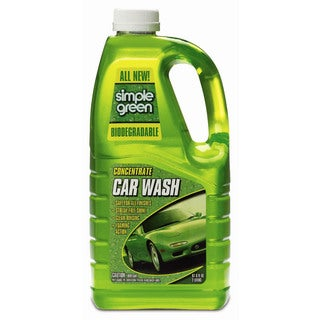 Simple Green 0210000643210 2 Liter Concentrate Car Wash