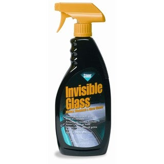 Stoner Car Care Products 92164/92166 22 Oz Invisible Glass Cleaner