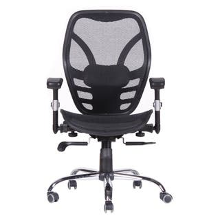 Ergonomic Mid-back Office Chair - mesh, Padded Height, Adj Arms, SyncMechani https://ak1.ostkcdn.com/images/products/11776173/P18688132.jpg?impolicy=medium