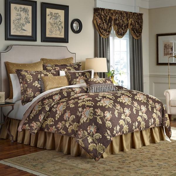 Shop Croscill Savannah 4 Piece Comforter Set Free