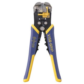 "Irwin Vise Grip 2078300 8"" Self Adjusting Wire Stripper