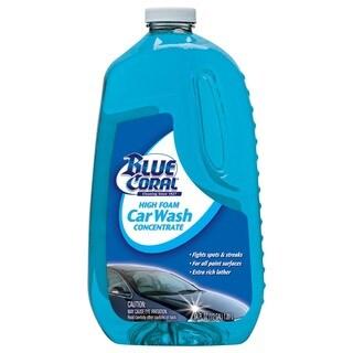 Blue Coral WC107G 64 Oz High Gloss Car Wash