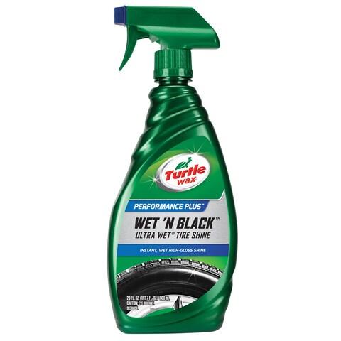 Turtle Wax T217RA 23 Oz Wet ´N Black Tire Shine