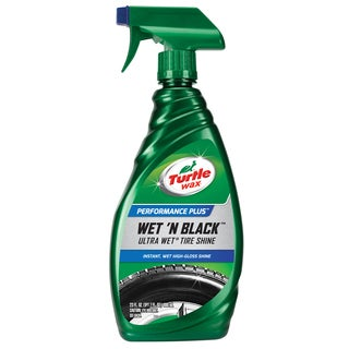Turtle Wax T217RA 23 Oz Wet ´N Black Tire Shine