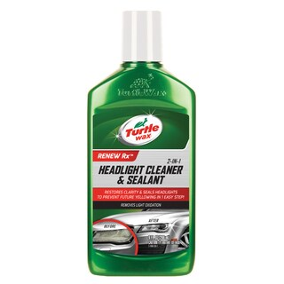 Turtle Wax T43 9 Oz 2 In 1 Headlight Cleaner & Sealant