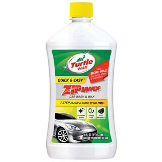 Turtle Wax T75A 16 Oz Zip Wax Car Wash