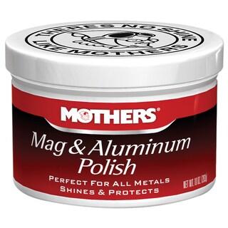 Mothers 05101 10 Oz Mag & Aluminum Polish