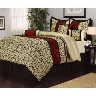 Nanshing Bella 7-Piece Bedding Comforter Set