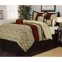 Nanshing Bella 7-Piece Bedding Comforter Set