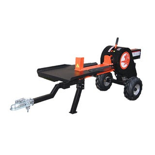 PowerKing Metal and Iron 34-ton Kinetic Log Splitter