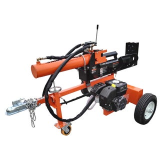 PowerKing 30-ton Horizontal/Vertical Log Splitter