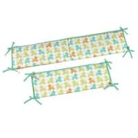 Crown Crafts Disney Baby Lion King Portable Crib Bumper