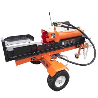 PowerKing 60-ton Horizontal/Vertical Log Splitter