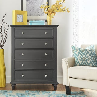 Preston Tall 5-drawer Chest by iNSPIRE Q Junior