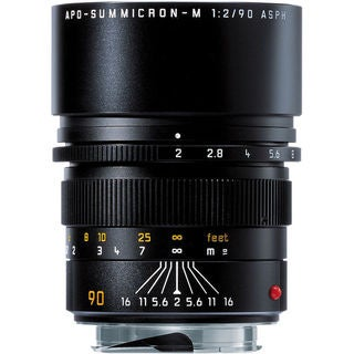 Leica Telephoto 90mm f/2.0 APO Summicron M