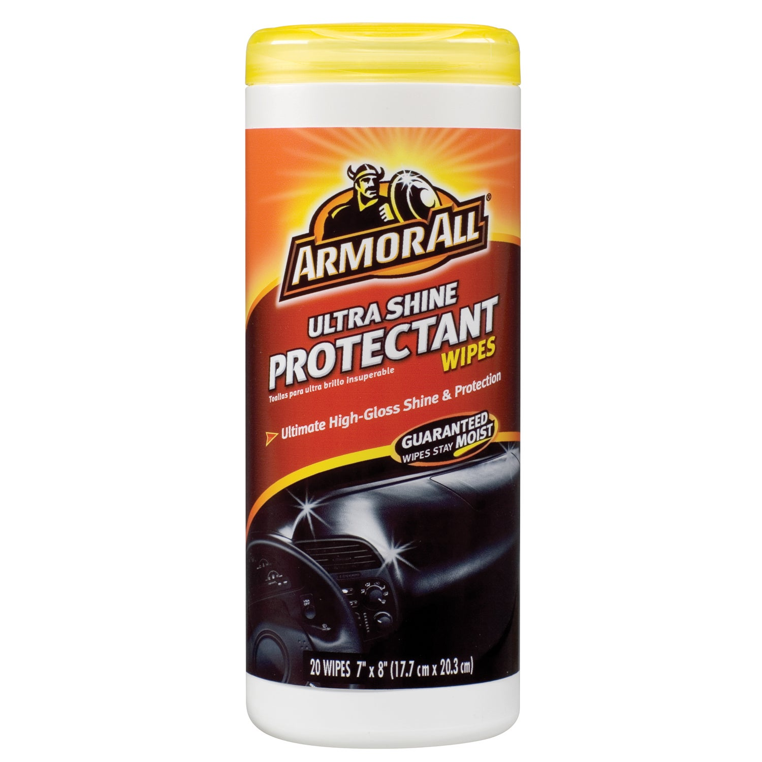 Armor All 10945 Ultra Shine Protectant Wipes (Air Freshen...