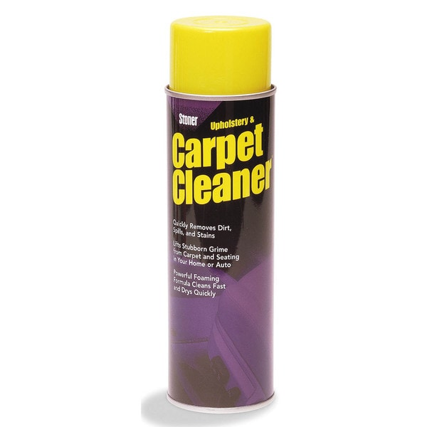 Car Carpet Shampoo Products: Shop Stoner Car Care Products 91144 18 Oz Upholstery