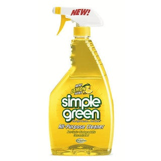 Simple Green 3010001214001 22 Oz Simple Green Lemon Scent All-Purpose Cleaner