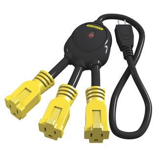 Stanley 31497 Black & Yellow Power Squid Mini Multiplier