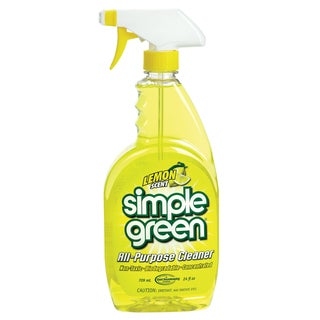 Simple Green 3010101214002 24 Oz Simple Green Lemon Scent All-Purpose Cleaner