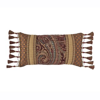 Croscill Regalia 22-inch Boudoir Throw Pillow