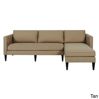 Jennifer Taylor Mason Reversible Chaise Sectional