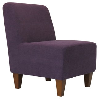 Beumont Upholstered Slipper Accent Chair