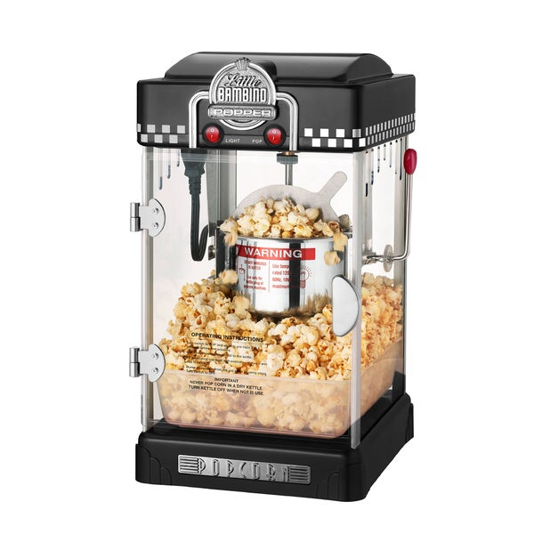 Great Northern Little Bambino Table-top Retro Machine 2.5-ounce Popcorn Popper