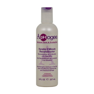 ApHogee 8-ounce Keratin 2 Minute Reconstructor