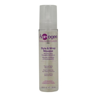 ApHogee 8.5-ounce Style and Wrap Mousse
