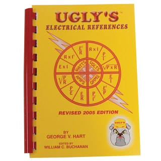 GB Gardner Bender ERB-UG Ugly's Electrical References Book