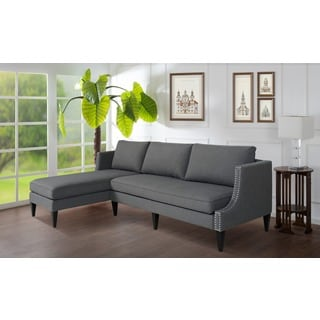 Jennifer Taylor Scotty Reversible Chaise Sectional