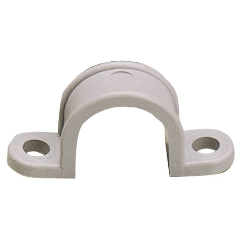 "GB Gardner Bender GCC-610 2"" Two-Hole Plastic Straps 10-count"