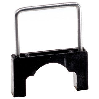 "GB Gardner Bender MPS-2125 1/2"" Black Cable Boss Cable Staples"
