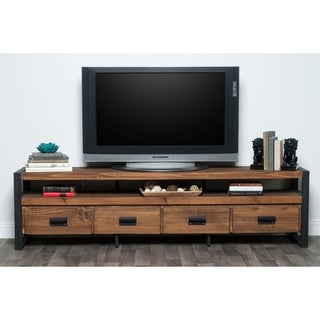 Brenda Reclaimed Wood TV Stand by Kosas Home
