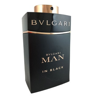 Bvlgari Man in Black 3.4-ounce Eau de Parfum Spray (Tester)