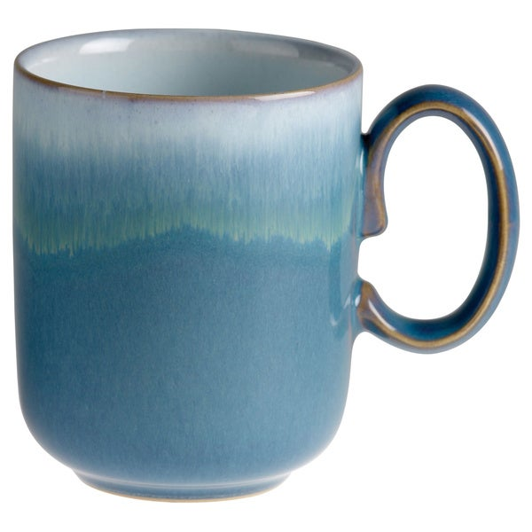 Denby Regency Green Double Dip 10-ounce Mug