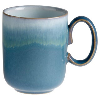 Denby Regency Green Double Dip 10-ounce Mug