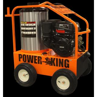 PowerKing 3.5 Gallons Per Minute 4,000 Pounds Per Square-inch Hot Pressure Washer