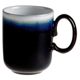 Denby Jet / Imperial 10-ounce Double Dip Mug